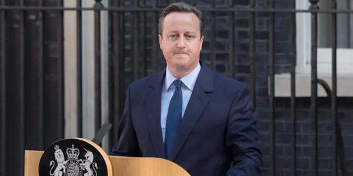 愿景基金投資英國前首相卡梅倫目前任職的金融公司
