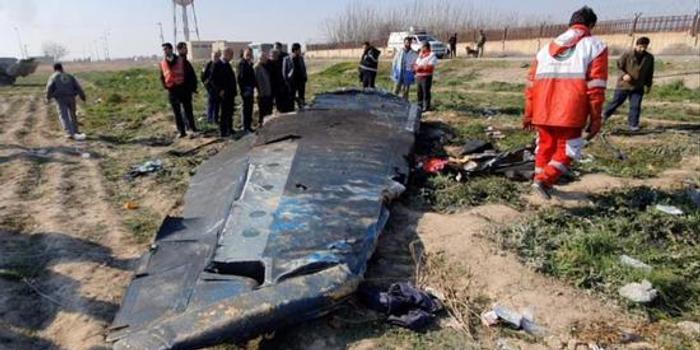 烏克蘭呼吁5國聯合調查客機被擊落事件 伊朗不在其中