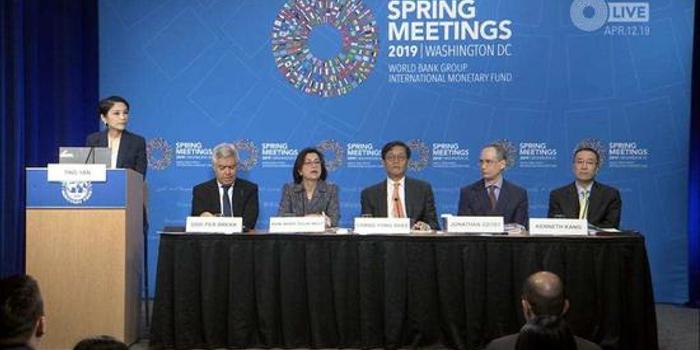 IMF亚太部:今明两年经济增速5.4% 但春天还没来
