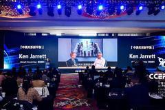 美国商会前上海主席Ken Jarrett:中国市场陆续开放,倍受欢迎