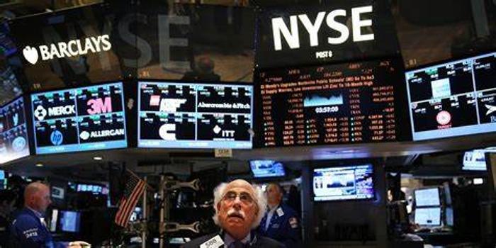早盤:美股繼續下滑 道指跌逾100點