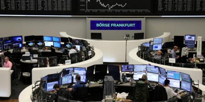 歐股收盤走高 斯托克600指數首次突破420點