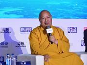 圖文:海南省佛教協會會長印順