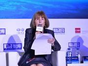 圖文:中國項目顧問Patricia Mirrlees