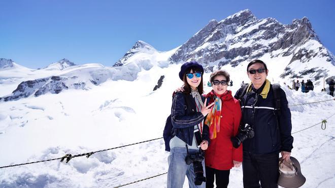 欧洲海拔最高的火车站,打卡欧洲之巅瑞士少女峰