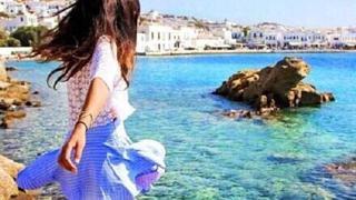 每一个女孩,都有一个环游世界的梦!