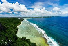 关岛,用双脚尽情享受阳光与海滩