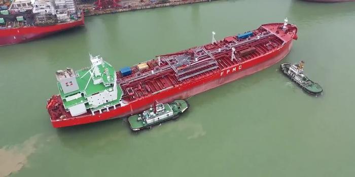 广船国际交付4.88万吨成品油/化学品船系列船最后一艘船