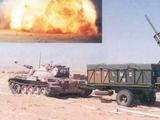 印度拼凑出扫雷坦克:五对轮后带拖车 装满炸药轰地雷