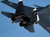 训练中苏35开火击落自家苏30 俄军最强战机拿下首