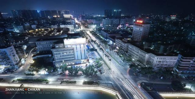 港城越夜越精彩,湛江摄影师yugami对湛江的夜景情有独钟,拍下了湛江夜晚那醉人的一幕又一幕。