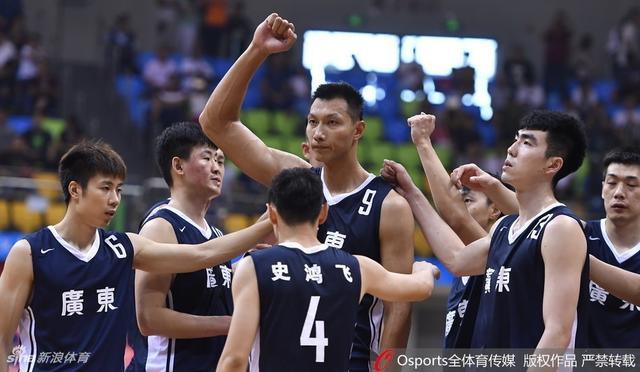 北京时间9月8日,全运会男篮三四名决赛,广东65-49上海战胜上海获得季军。