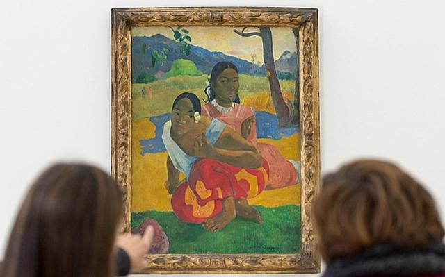 1、法国印象派画家保罗·高更创作,3亿美元(20.4亿人名币)成交。