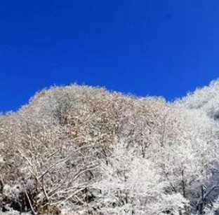 白云山九龙大峡谷再添新景观