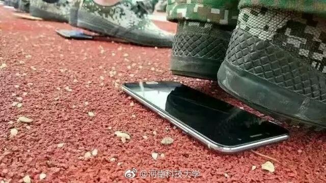 图片来源于河南科技大学 的新浪微博。
