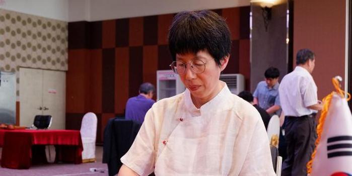 芮乃偉:能和兒時前輩下棋很開心 享受元老賽過程