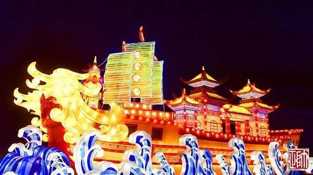 """""""丝路春光·2018沈阳国际文化彩灯节""""于2018年2月1日在沈阳5A级风景区——沈阳世博园内与广大游客见面。"""