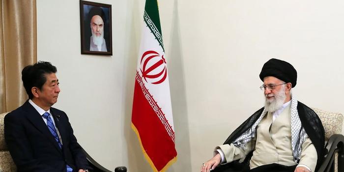 伊朗最高領袖會見安倍:不接受其轉達的特朗普口信