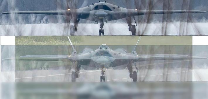 中国有没?俄罗斯第六代战机验证机曝光