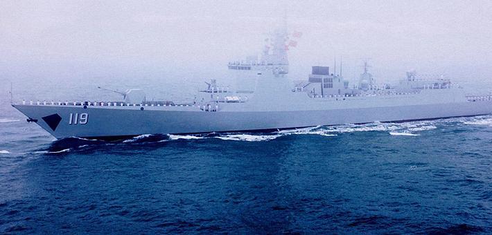 """""""养老院""""将添新人!北海舰队增3条052D"""