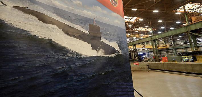 096啥时造?美新型战略核潜艇首艇开建