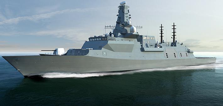 要再起雄风?英国新护卫舰建造进度曝光