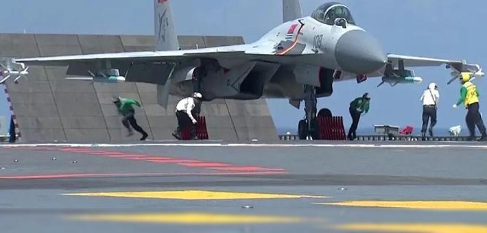 已壮大!海军培养舰载机飞行员已成体系