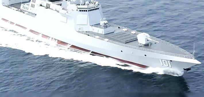 用上世界领先推进技术!055舰有多先进