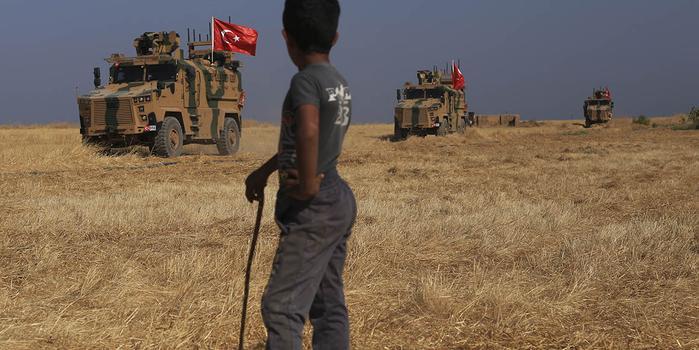 土耳其攻克敘利亞邊境要地 庫爾德被迫黑市買武器