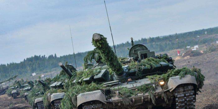 俄出動1.3萬兵力在遠東軍演 動用上千件武器裝備