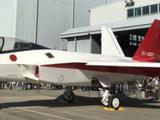日本展示五代機驗證機 矢量噴管設計明顯不如殲10
