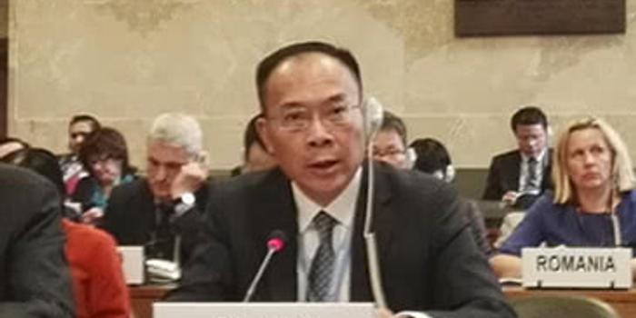 中國大使:中國無意也沒有必要加入美俄核裁軍談判