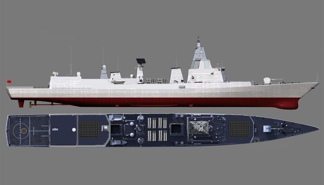 近日,有网友上传了051C型驱逐舰大改版想象图,CG图上,该舰采用一体化桅杆,配有128具垂直发射系统,满载排水量约7000吨的051C型驱逐舰若真能改成这样,堪称一大奇迹了。