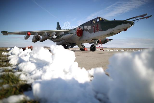 俄国防部证实一架苏-25UB失事:正搜寻两名飞行员