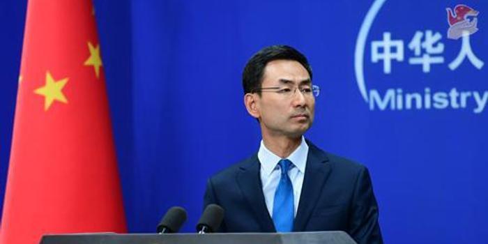外媒称中国调查船在南海与马来船只对峙 中方回应