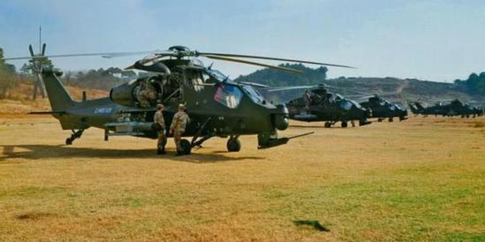 这位中国设计师同时开发两款武装直升机 都大获成功