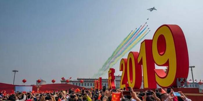 港媒:中國國慶閱兵給非洲的啟示