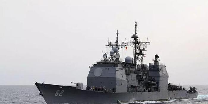 美为何把中国055大驱当成巡洋舰 张召忠:体制问题