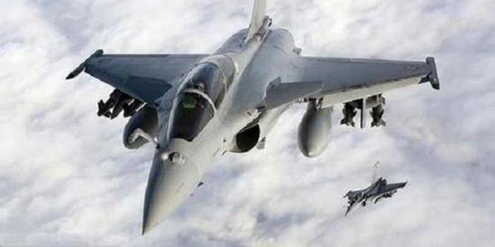 印度阵风战机无法识别语音指令 因飞行员发音不标准