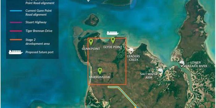 澳大利亞計劃建造新港口方便美軍 又扯上中國