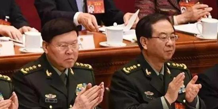 中央军委重磅文件再点名郭徐房张 这一点不常见