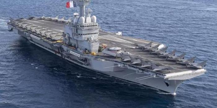 全球第二支核航母海军 18年后都不一定能迎来双航母