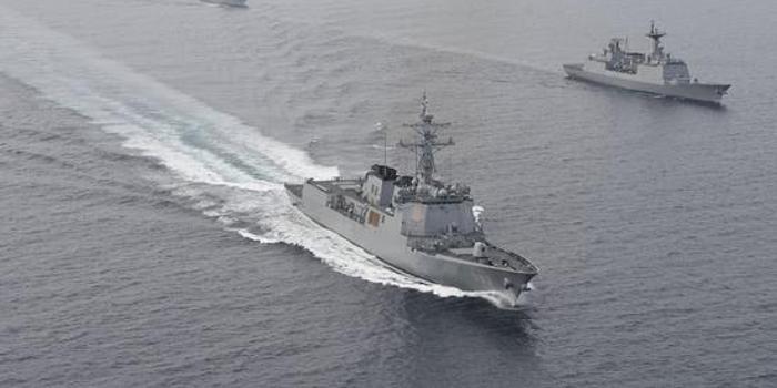 """韩国将投5亿多美元为""""微型宙斯盾""""研发作战系统"""