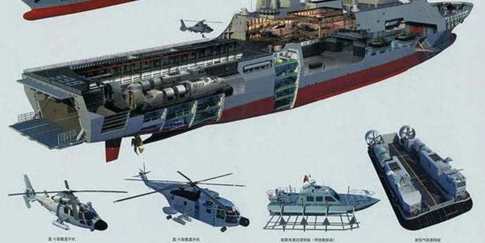 中国海航这支多面手部队 能否成为走向海外的后盾