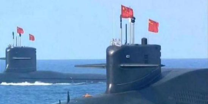 中國094核潛艇實現三大跨越 已長期保持兩艇戰備值班
