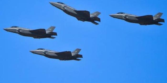 日本16架F35隐身打击编队接近东海 仅歼20系其天敌