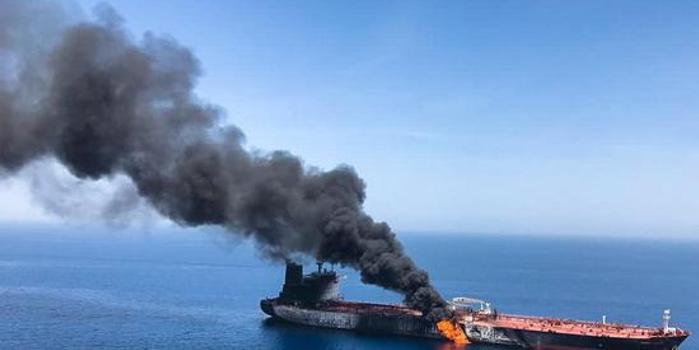 究竟誰襲擊了油輪?美國伊朗各執一詞