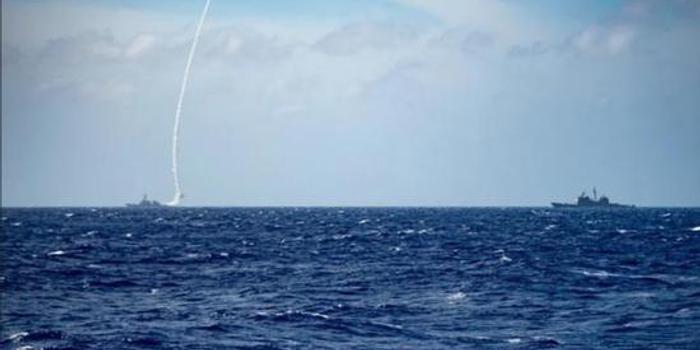 港媒:美军在西太试射标准2 展示有能力拦截中国导弹