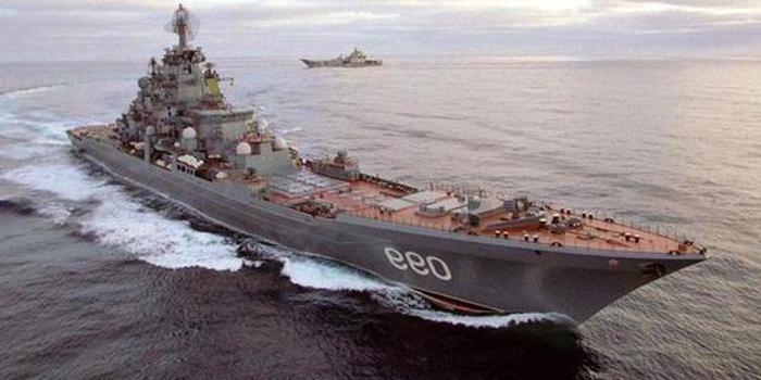 俄軍2萬噸核巡洋艦戰力如何 還不如我軍7千噸的052D