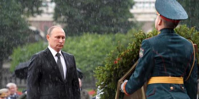 """普京将于5月9日""""胜利日""""向无名烈士墓献花并讲话"""